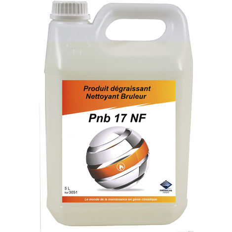 Dégraissant bruleurs diélectrique PNB 17 NF - 5 litres