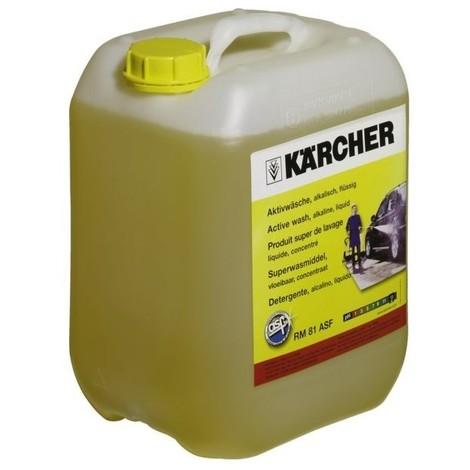 Degraissant carrosserie et moteur rm81 lavage actif alcalinbidon 20 l