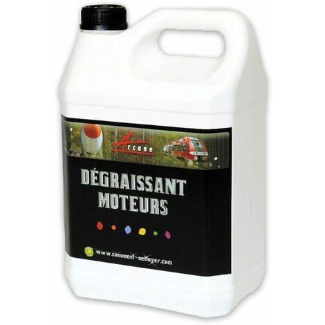DÉGRAISSANT MOTEURS - Dégraissant moteur graisses épaisses cambouis molykote Ester méthylique de colza,