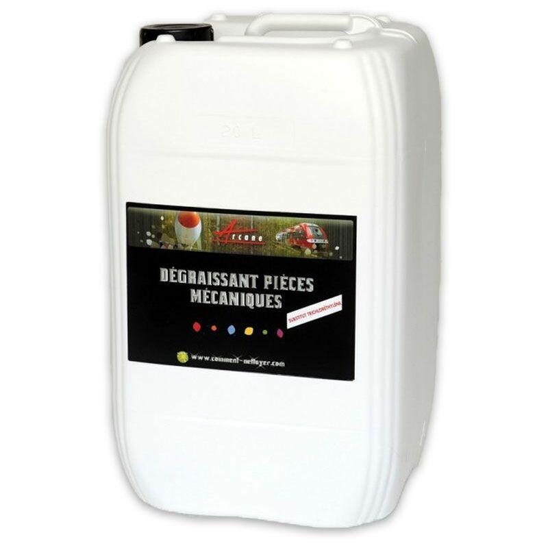 DÉGRAISSANT PIÈCES MÉCANIQUES : Pou injecteur carburateur Fontaine graisse huile de coupe - ARCANE INDUSTRIES - Transparente - Liquide - 200 L