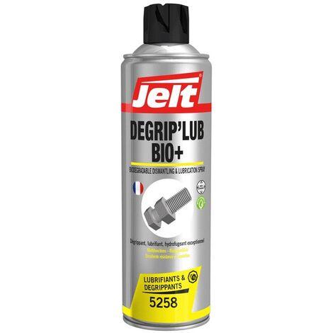 Dégrip'lub Bio+ Dégrippant Lubrifiant Multifonctions Biodégradable Jelt 005258