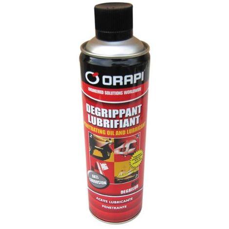 Dégrippant Lubrifiant Degrilub 801 ORAPI