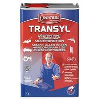 Dégrippant lubrifiant multifonction 1L TRANSYL OWATROL