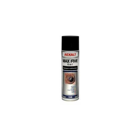 Dégrippant multifonctions 6 en 1 Max Five - 650ml - 1540 - Aexalt
