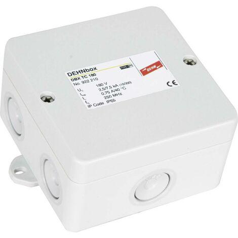 DEHN 922210 DBX TC 180 Überspannungsschutz-Anschlusskasten Überspannungsschutz für: DSL (RJ45), I Y074431