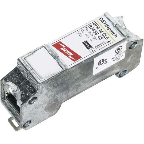 DEHN 929121 DPA M CLE RJ45B 48 Überspannungsschutz-Ableiter Überspannungsschutz für: Verteilersch Y074461