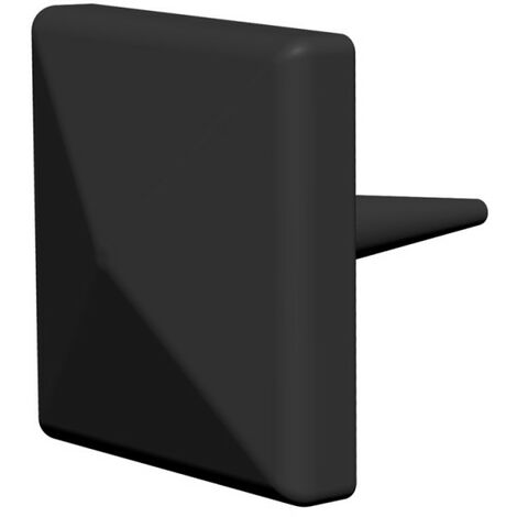 Deko Element Quadrat-Form für Schiebetürbeschlag SLID'UP 240 Scheunentor im Landhausstil, rustikaler Look