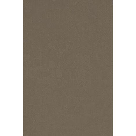 Deko Trends Xenia 6237021890Rideau avec galon fronceur, plastique, Marron clair, 245x 137x 0,1cm