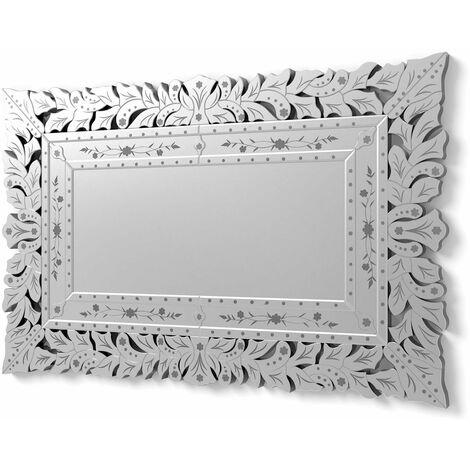 DekoArte - Espejos Decorativos Modernos De Pared | Espejos Decoración Para Tu Salón Dormitorio, Entrada, Recibidor | Espejos Sofisticados Grandes