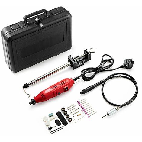 DEKTON 620010 Power 240V 135W Grinder Kit 40pc Set