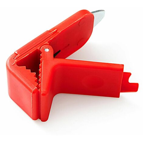 Dekton DT40570 3-In-1 Clamp - Holder Clip Tin Opener Clamp