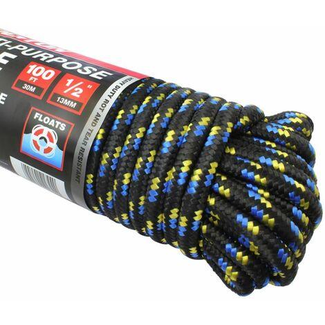 "main image of ""Dekton DT70414 Heavy Duty Multipurpose Rope 1/2 INCH X 100ft"""