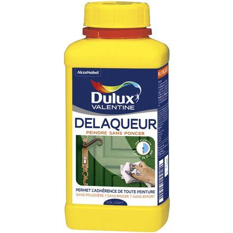 Délaqueur 0,5 L - Dulux Valentine - Incolore