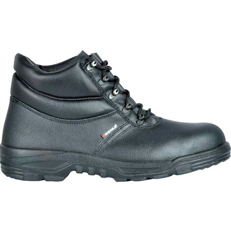 Delfo S3 SRC Black Safety Boots