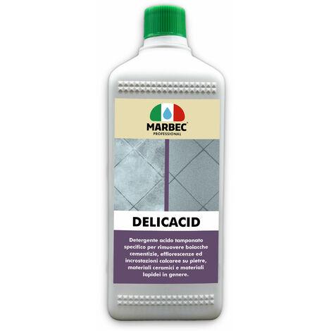 DELICACID | Detergente disincrostante acido per pietre e ceramica