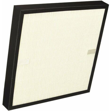 Delonghi AC100-AC250- filtre pour filtre à air (Large, filtre HEPA, un filtre de carbone)
