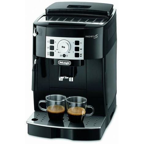 De'Longhi De Longhi Magnifica S - Machine à expresso - 1,8 L - Café en grains - Café moulu - Broyeur intégré - 1450 W - Noir (0132213027)