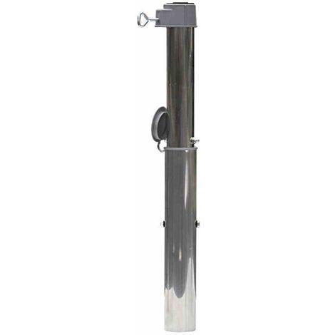DELSCHEN Bodenhülse 2-teilig 8501 25-55 mm, einbetonieren