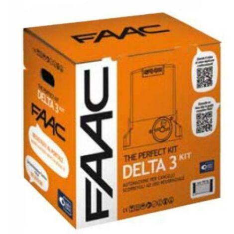 Delta 3 kit 900kg utilisation résidentielle pour boucles de dépistage 105918