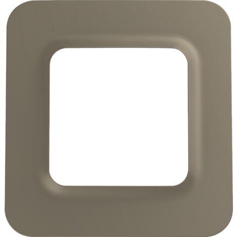 Delta Dore Enjoliveur couleur bronze pour thermostat Tybox 5100 - 6200277
