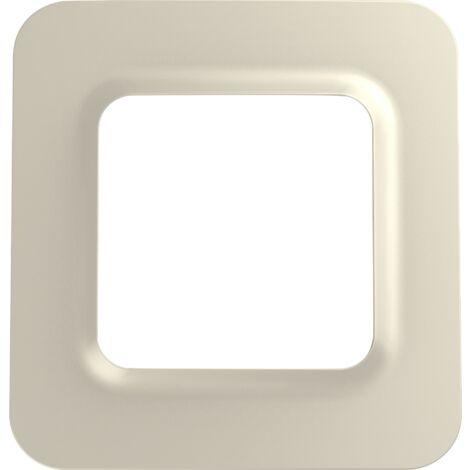 Delta Dore Enjoliveur couleur crème pour thermostat Tybox 5100 - 6200278