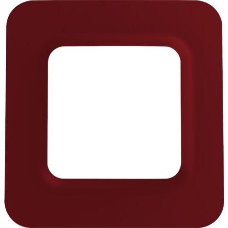 Delta Dore Enjoliveur couleur rouge pour thermostat Tybox 5100 - 6200280