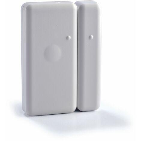Delta Dore - MDO BL TYXAL+ Micro détecteur d'ouverture blanc sans fil