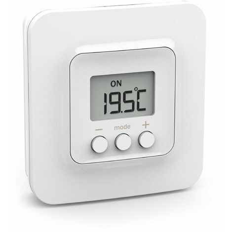 Delta Dore - TYBOX 5000 Thermostat d'ambiance filaire piles radio X3D