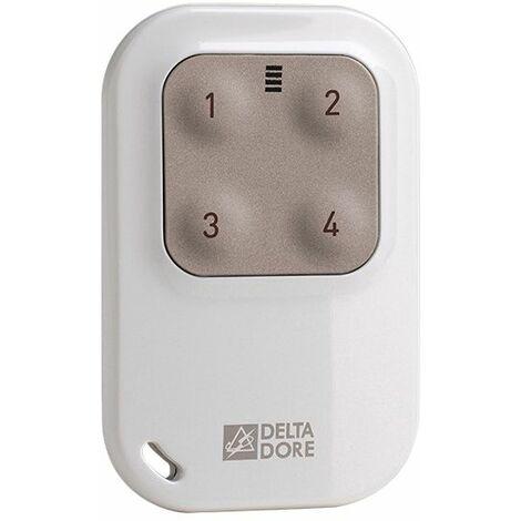Delta Dore - TYXIA 1410 Télécommande porte-clé pour éclairages et automatismes