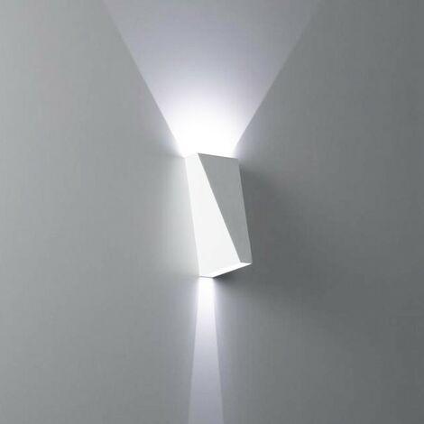 Delta Light TOPIX 2X1W 3000K Blanco 3041702W Delta Light TOPIX 2X1W luz de pared