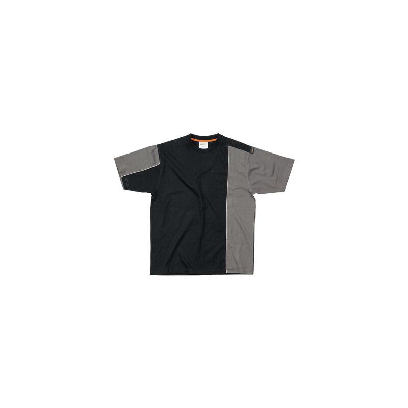 T-shirt mach spring gris - Taille : M - Delta