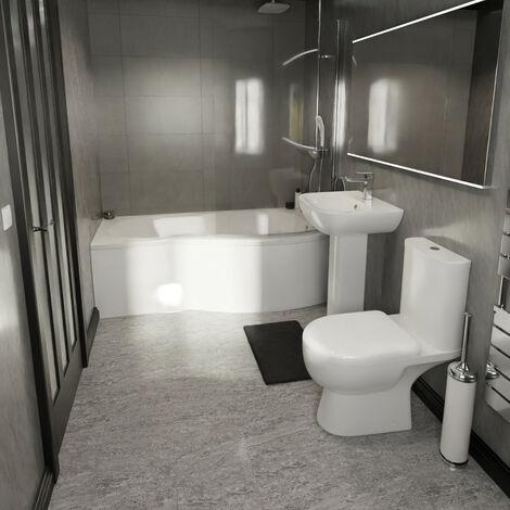 Delta Right Hand Shower Bath Suite