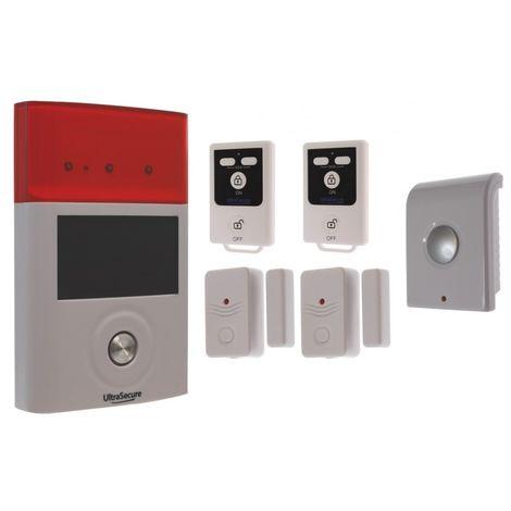 Delux Alarm (Battery Powered BT Delux Wireless Door Alarm Kit). [007-1030]