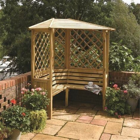 Deluxe Balmoral Arbour