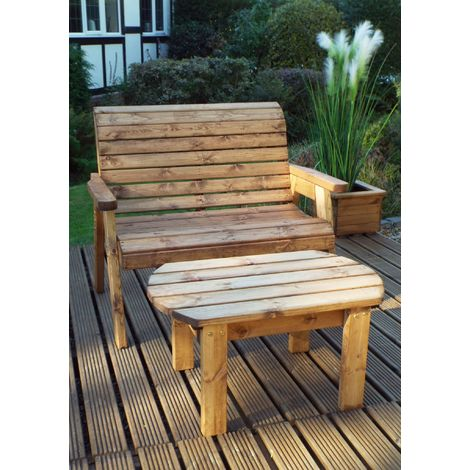 Deluxe Bench Set with Coffee Table HB123