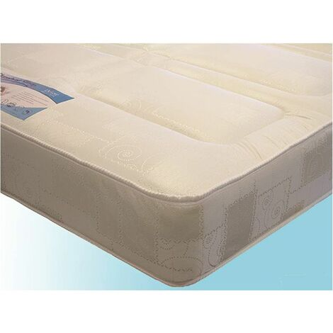 """main image of """"Deluxe Sprung Mattress - Small Double 4ft"""""""