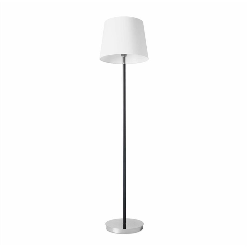 Deluxe Stehleuchte, Chrom, ohne Lampenschirm - 05-LEDS C4