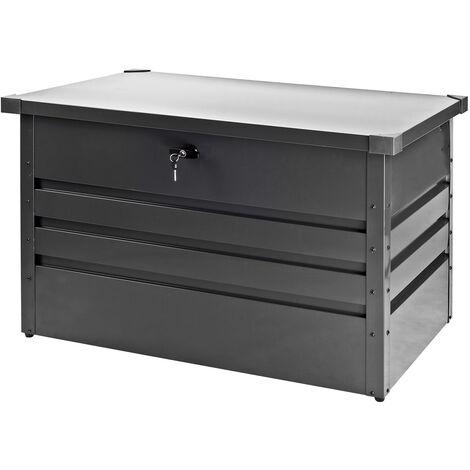 Hervorragend DEMA Metall Gerätebox / Auflagenbox Völklingen Box Metall Garten SA26