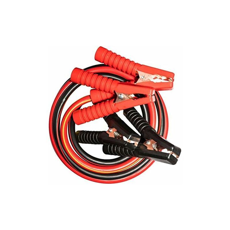 Abcrital - Démarrage Câble de Démarrage Voiture 1500A, 2 x 3m