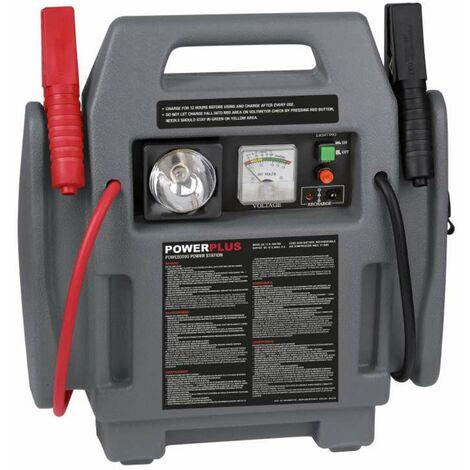 Démarreur et compresseur d air 12 volts
