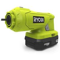 Démarreur RYOBI 18V OnePlus EasyStart - 1 batterie lithium-ion 1.3Ah - 1 chargeur 3 heures OES1813