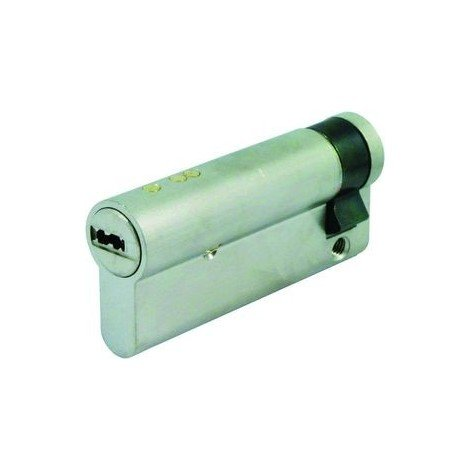 Demi cylindre TESA TX80 - 30x10mm - 5 clés - TX853010N