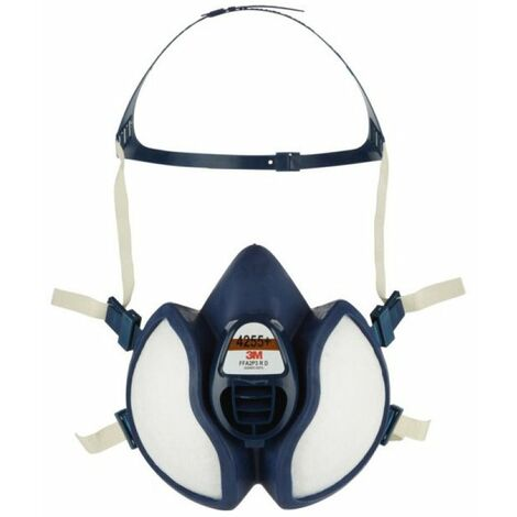 Demi-masque antigaz 3m 4255+ contre les vapeurs organiques (ffa2p3r d) 100820