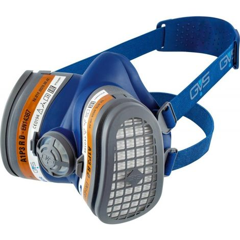 Demi masque ElipseA1-P3 RD Taille S/M
