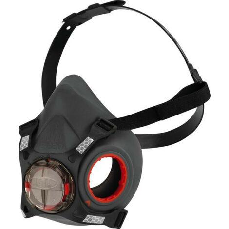 Media máscara de cartucho