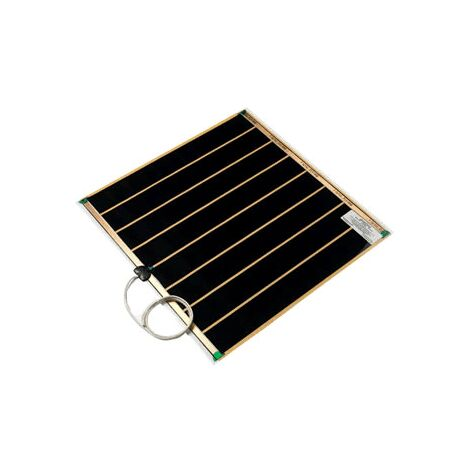 Demista 230V Heated Mirror Demister Pad, 500 x 490 mm