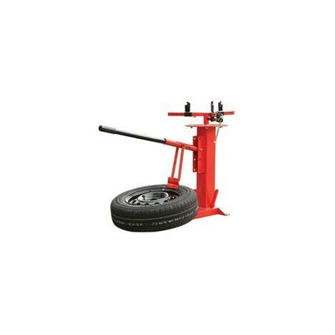 Démonte-pneus à crémaillère