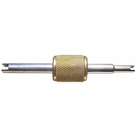 Démonte valve SCHRADER 1/4 à 3/8 - GALAXAIR : S-209