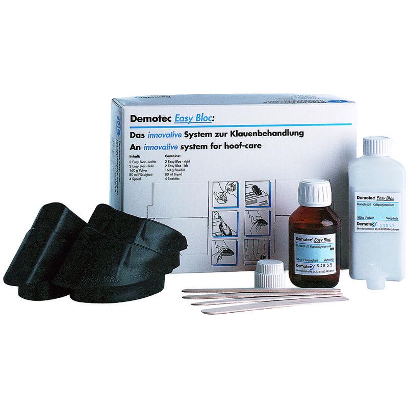 EASYBLOC - 12 traitements - Demotec