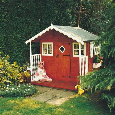 Den Playhouse Children's Wendy House
